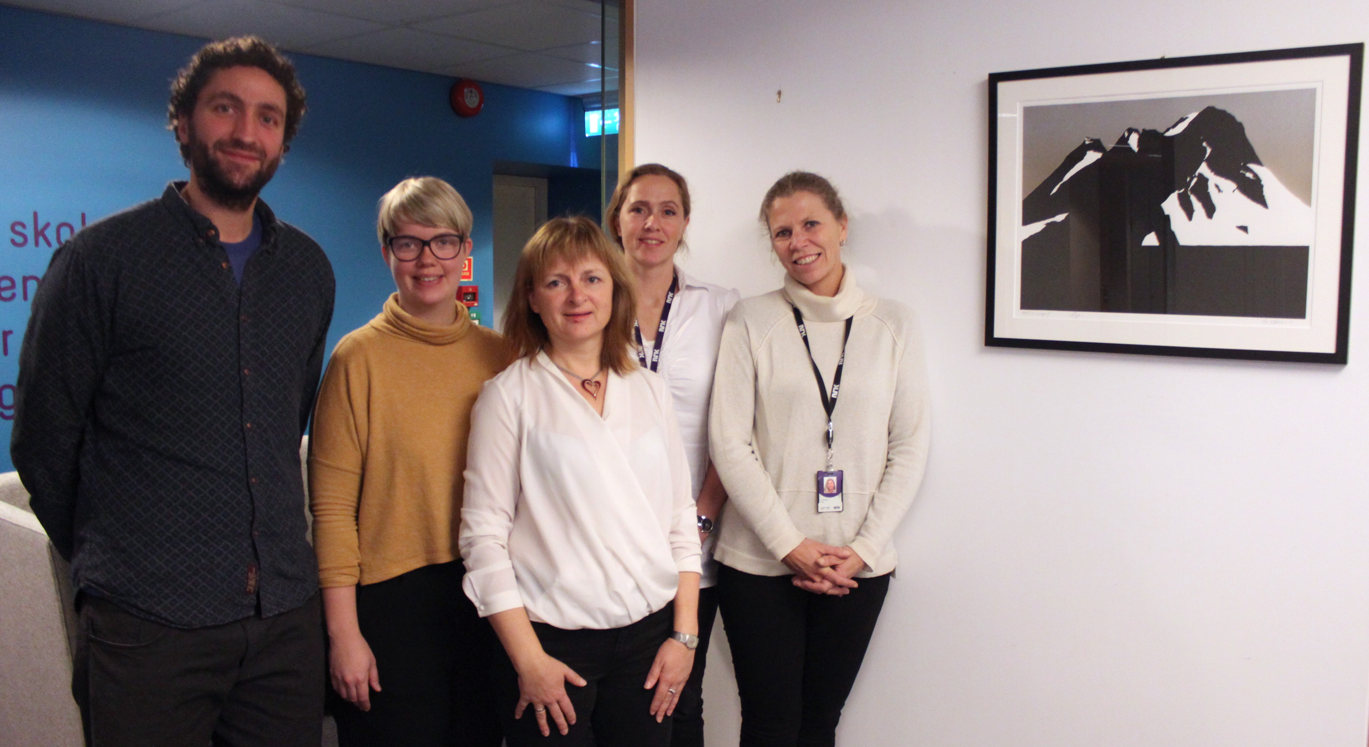 Møte med NRK Super